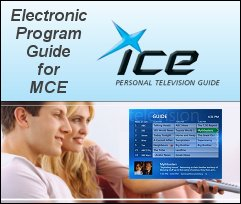 IceGuide Electronic Program Guide